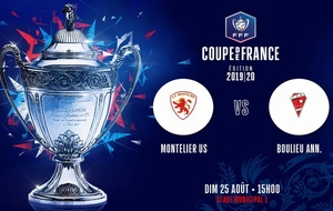 ⚽ Coupe de France de Football : TOUR 1