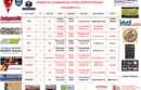 AGENDA DE LA SEMAINE : CATEGORIE A 11